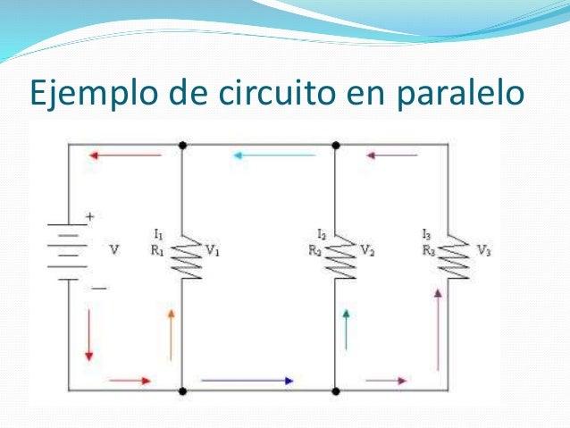 Circuito Electrico En Paralelo : Circuitos eléctricos