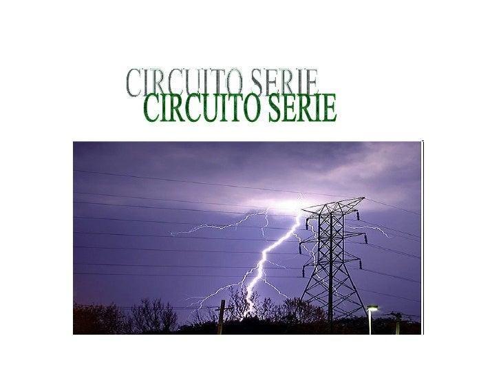 Circuito En Paralelo Ejemplos : Circuito serie paralelo