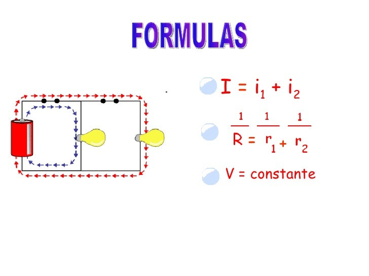 Circuito Paralelo Y En Serie : Circuito serie paralelo