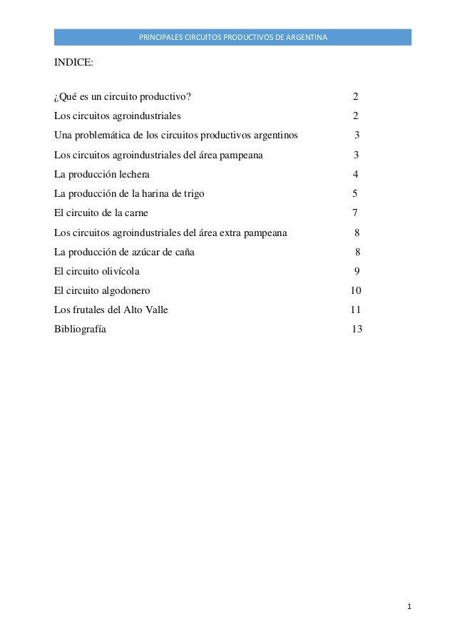 Circuito Productivo De La Caña De Azucar : Circuitos productivos de la república argentina