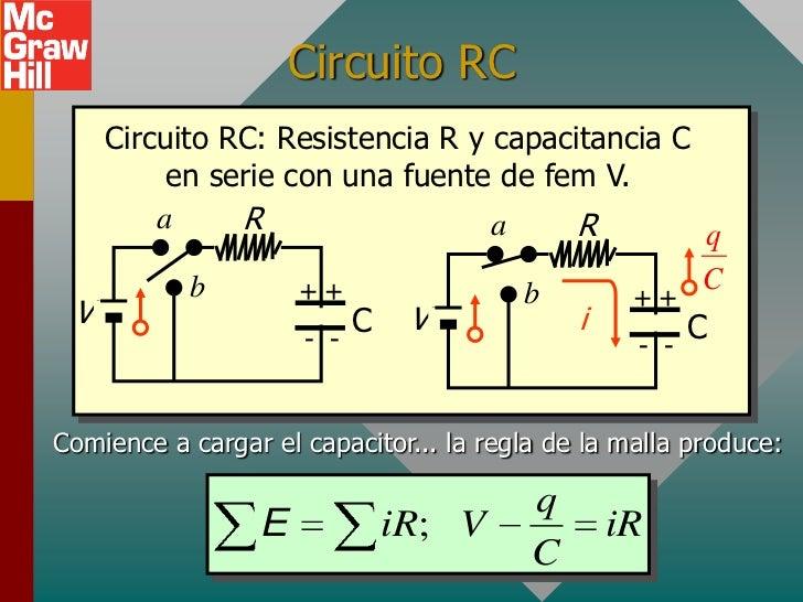 Circuito Rc : Circuitos rc