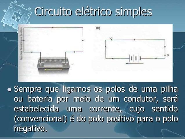 Circuito Simples : Circuitos simples