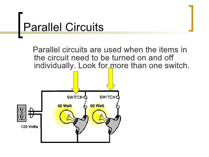 parallel circuit labeled for kids - photo #23