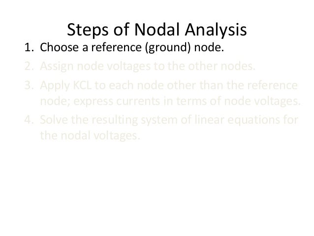 Electric Circuit - Lecture 04 Slide 2