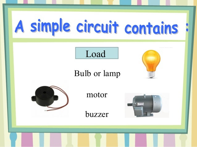 Circuit (symbols,dimmer and brighter)