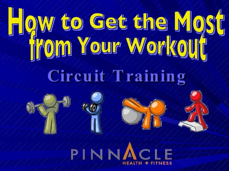 How to Get the Most from Your Workout Circuit Training