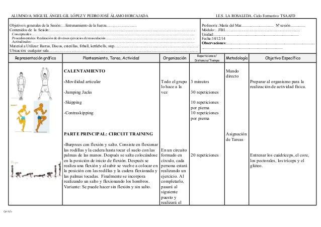 ALUMNO/A: MIGUEL ÁNGEL GIL LÓPEZ Y PEDRO JOSÉ ÁLAMO HORCAJADA I.E.S. LA ROSALEDA. Ciclo Formativo TSAAFD Objetivo/s genera...