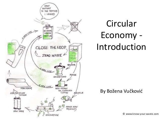 Circular Economy Introduction