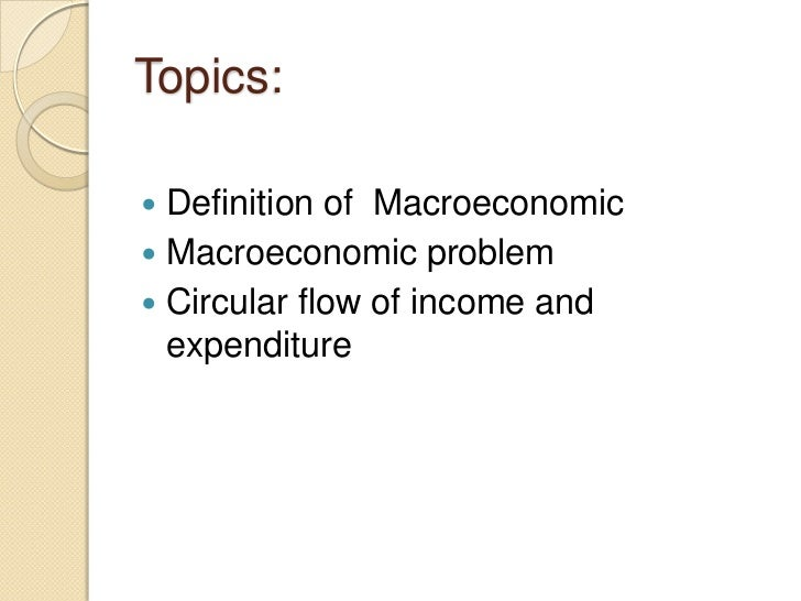 Circular flow of income and expenditure ccuart Images