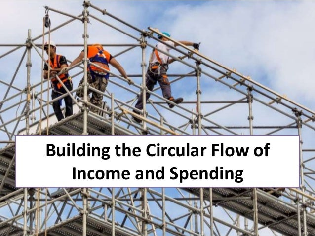 Building the Circular Flow of Income and Spending