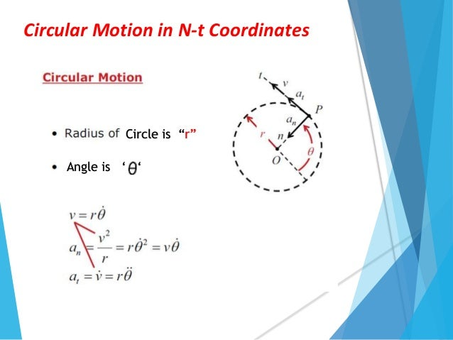 exercise 7 circular motion What is the configuration needed for a circular-motion  up the configuration of  circular-motion & hence continues to complete the circle.