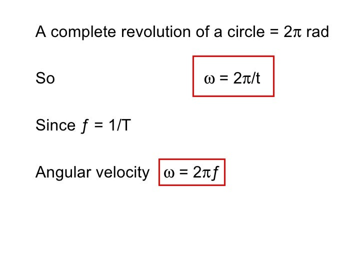 Circle and tangent radius