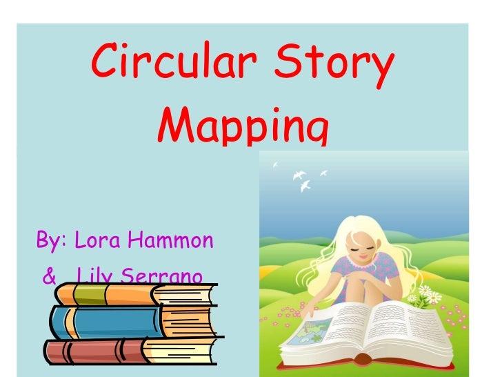 Circular Story Mapping By: Lora Hammon &  Lily Serrano