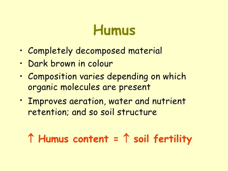 Circulation of nutrients for Minerals present in soil