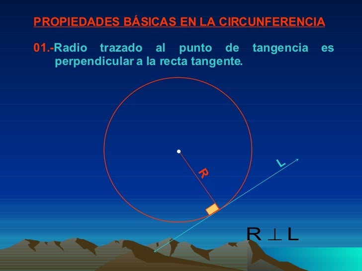 Circunferencia for Inmobiliaria 4 arcos