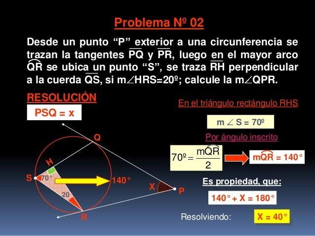 Circunferencia matem tica 4 for Exterior a la circunferencia