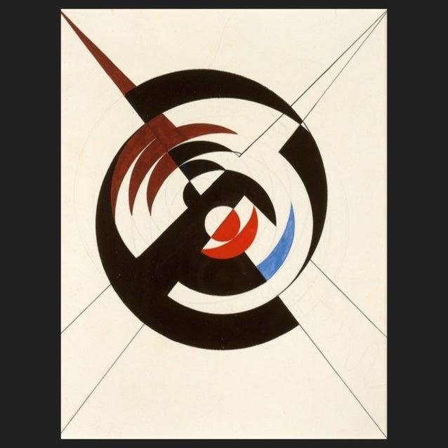 Circunferencia en el arte del siglo xx Slide 3