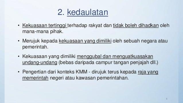 Ciri Ciri Negara Bangsa Kerajaan Awal Alam Melayu