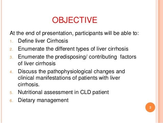 Cirrhosis of liver. final pptx Slide 2