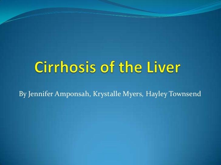 By Jennifer Amponsah, Krystalle Myers, Hayley Townsend