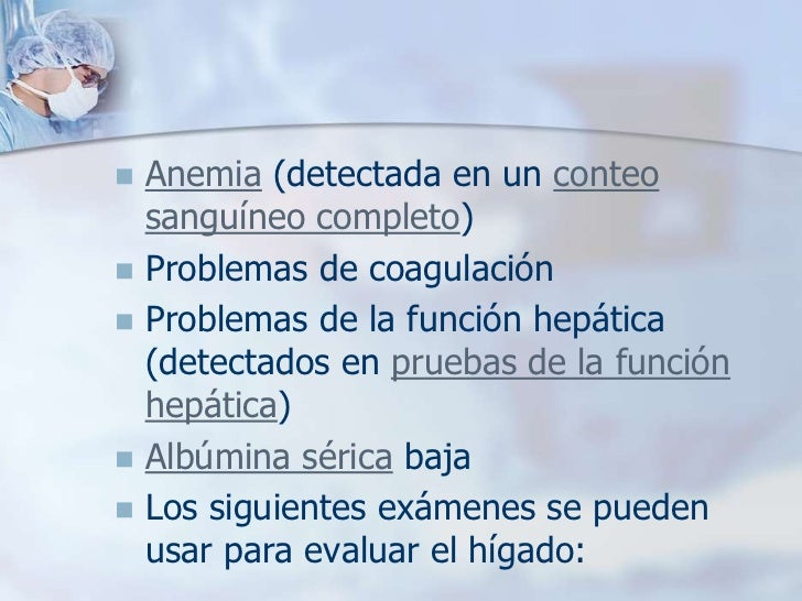    A algunos pacientes se les harán    exámenes en busca de cáncer del    hígado. El médico utilizará un examen    de san...