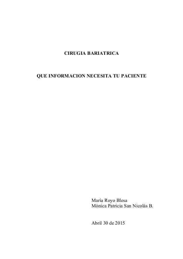 (2015-04-30) Cirugia bariatrica (DOC)