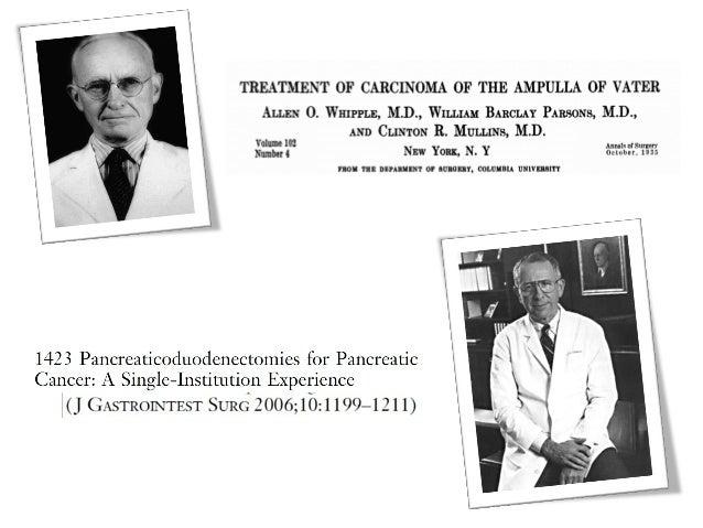 Tipos de Cirurgia • Ressecções • Drenagens • Desbridamentos • Derivações Fundamentos da Cirurgia Pancreática