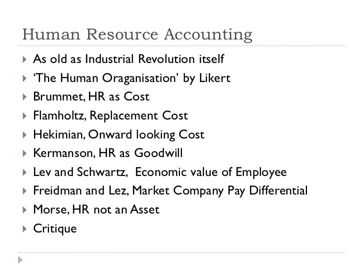 Evaluation of Human Resources Essay