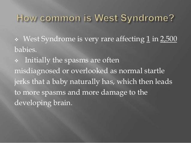 West Syndrom Lebenserwartung