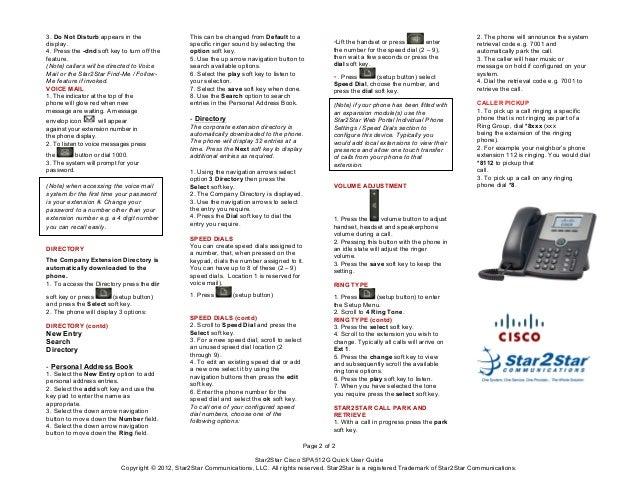 Manual Cisco spa512g