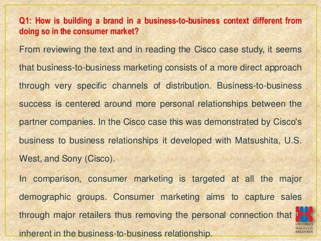 B2B Branding: Business-to-Business Branding White Paper
