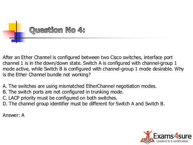 Pass Cisco Exams by using Latest Cisco Dumps Questions