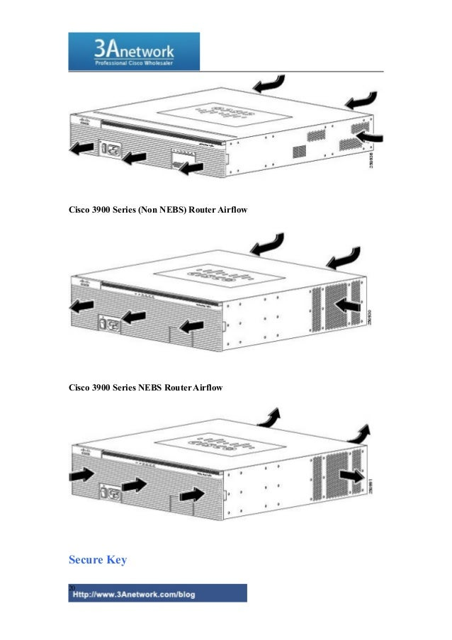 Cisco 3900 and cisco 2900 series routers