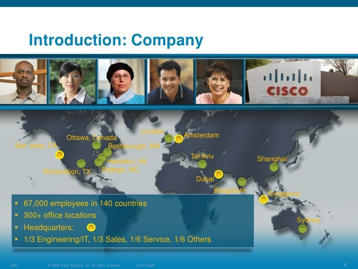 an introduction to cisco systems inc a worldwide leader in networking for the internet Cisco systems inc, the largest maker of networking equipment, said it will acquire closely held jasper technologies inc for $14 billion, bolstering rockwell automation teams with sunset learning institute.