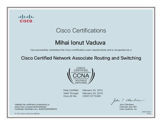 Cisco ccna4 case study submission