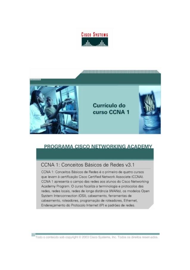 2 CAPITULO 01 -Introdução à Redes Visão Geral Para entender o papel que os computadores exercem em um sistema de redes, co...