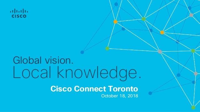Cisco Connect Toronto 2018 dc-aci-anywhere