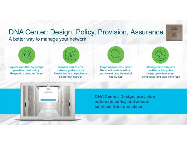 Cisco Digital Network Architecture Deeper Dive From The ...