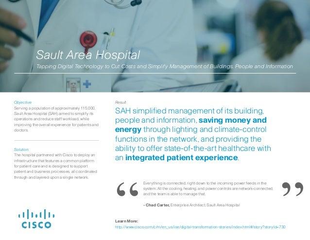 Improving Healthcare Through Digital Transformation