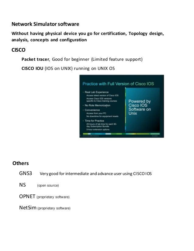Cisco iou installation