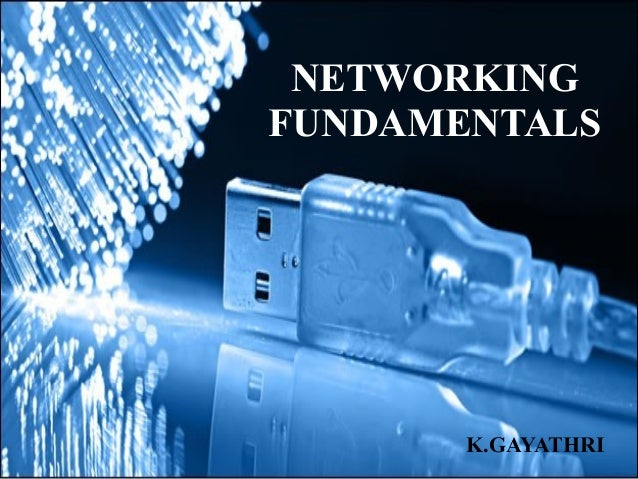 best tutorial on fundamentals of networking Why networking networking basics in this section you can learn and practice networking questions based on networking basics.