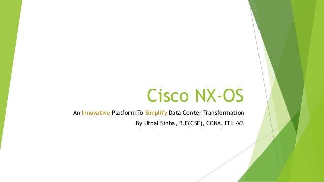 Cisco nx os