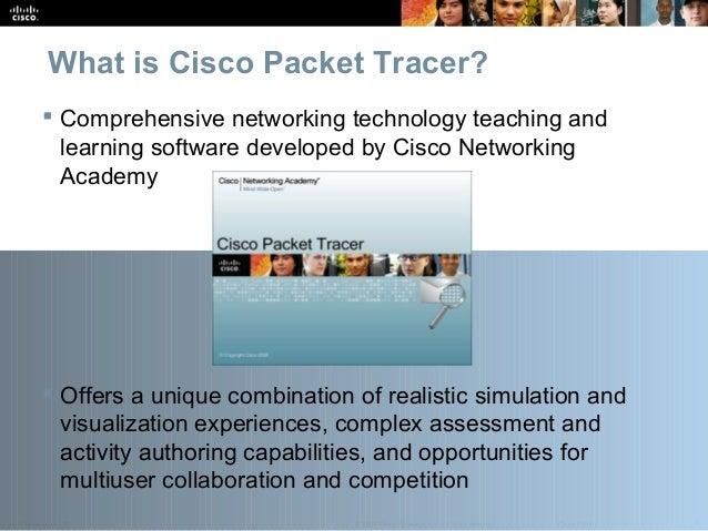 cisco packet tracer 6.0.1 gratuit