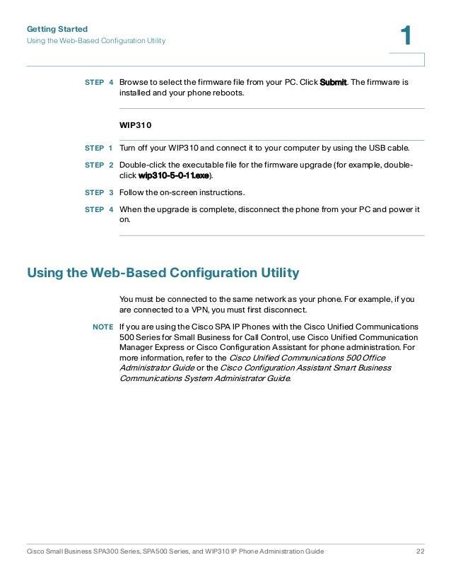 Cisco spa508 administration guide