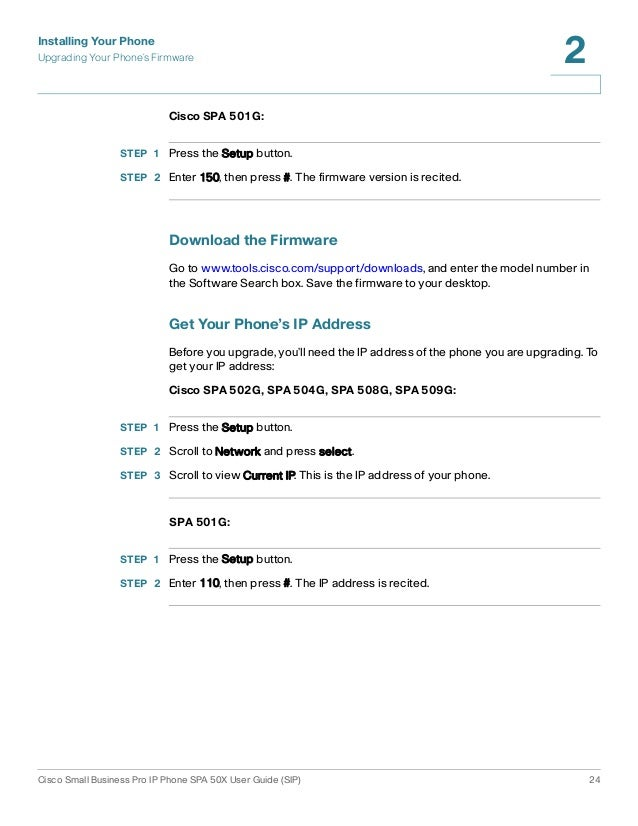 Cisco spa508 users guide