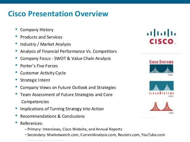 cisco system analysis Free coursework on cisco systems business strategy from essayukcom, the uk essays company for essay through an analysis of cisco's threats.