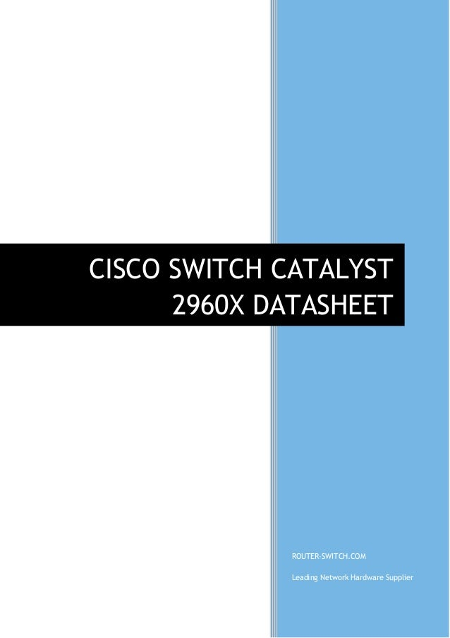 Cisco Switch 2960 Ios Free Download