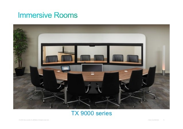 Cisco Telepresence Solution 2012