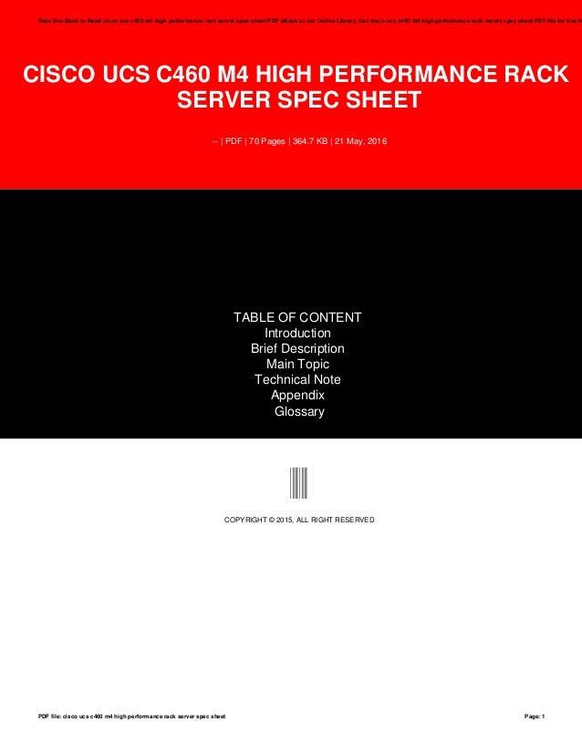 Cisco Ucs Book