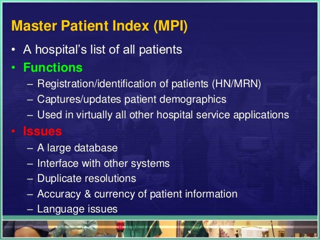 Clinical Information Systems Part 2 Health It In